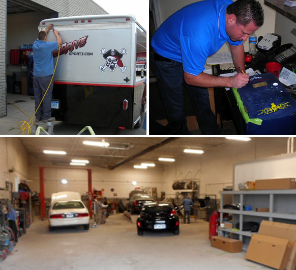 Pole Position Auto Body Repair in Warren, MI