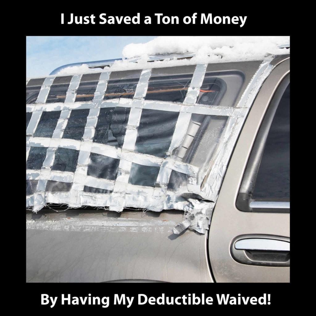 Can An Auto Body Shop Waive Your Deductible?