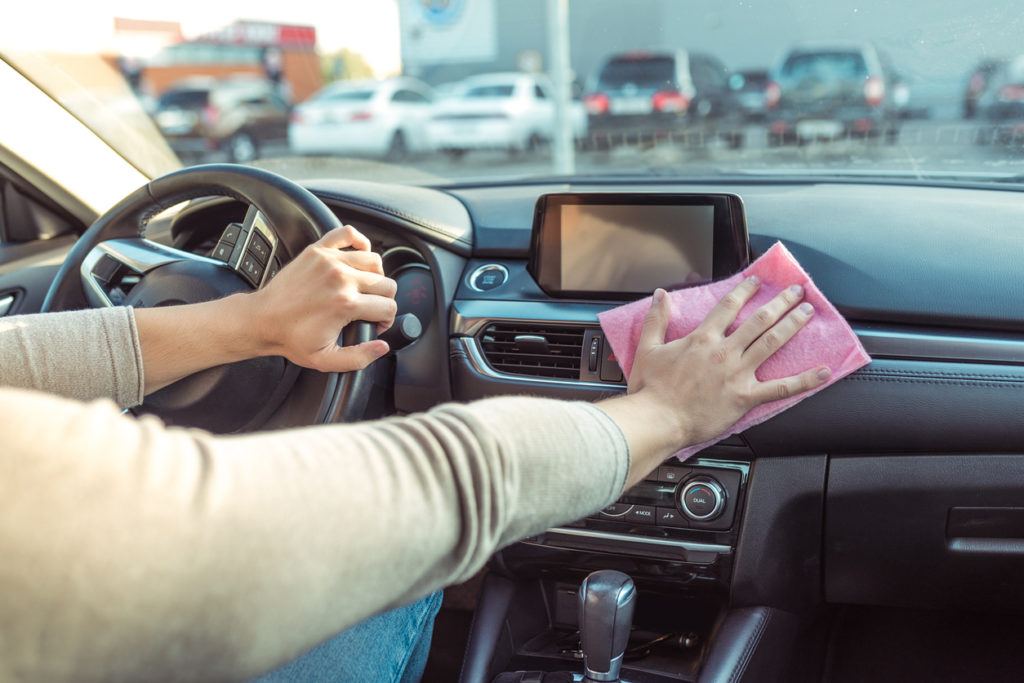 Keeping Your Car Germ-Free During the Coronavirus Outbreak