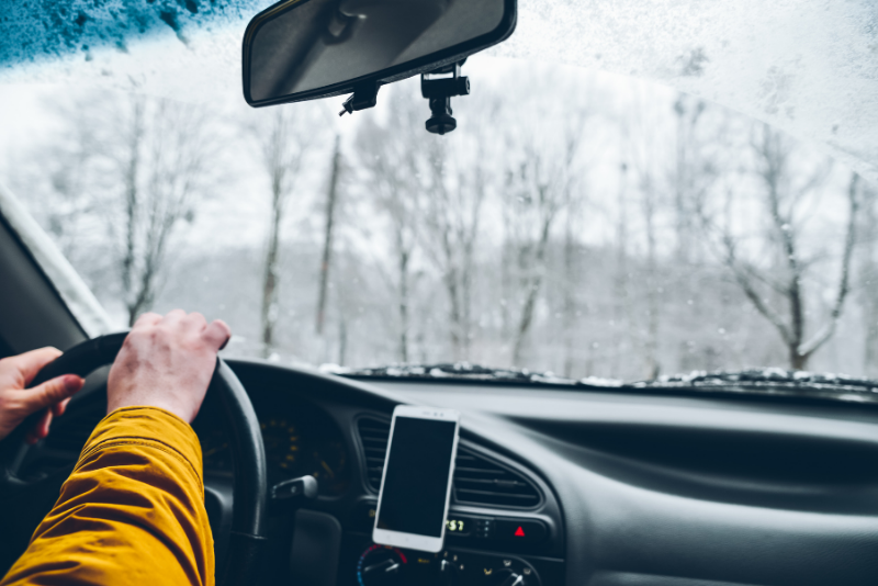 Safer Behind the Wheel: How to Stay in Control in Icy Conditions